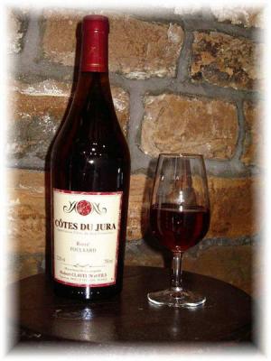 Vin Rosé - Poulsard - Clavelin