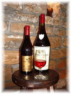 Vin rouge - Trousseau - Clavelin