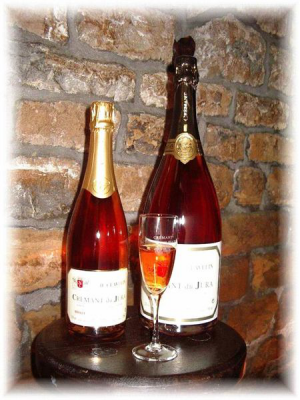 Crémant Rosé - Clavelin