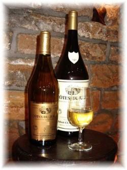 Vin Blanc - Tradition - Magnum - Clavelin